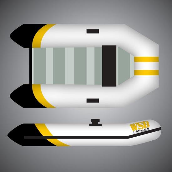 Schitele digitale dupa care aveau sa fie personalizate Kingfisher 275 WSB