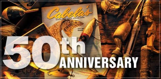 50 ani de Cabelas