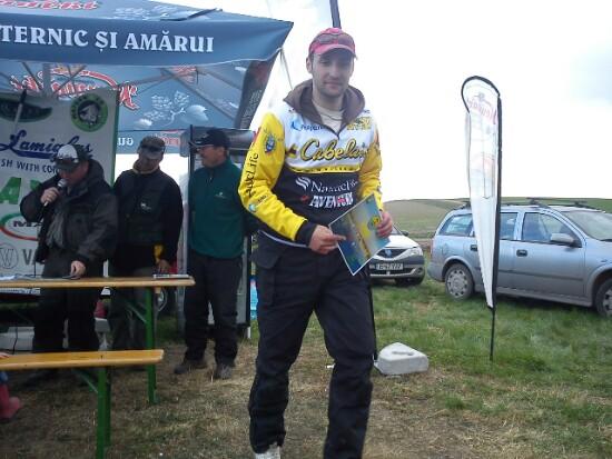 Spiac Adrian, WSB, locul 7, Cupa Jaxon Gostilele 2011