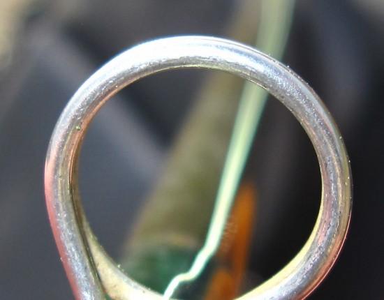 Partea de jos a inelului