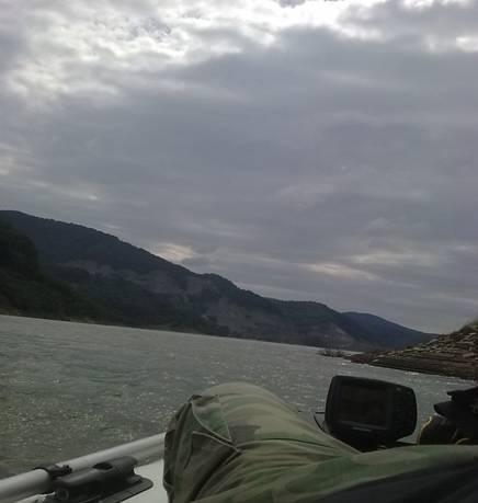 pescuit pe ploaie