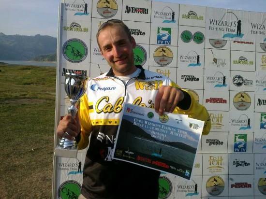Spiac Adrian, Locul 1 Cupa WFT Bicaz 2011, Locul 1 national