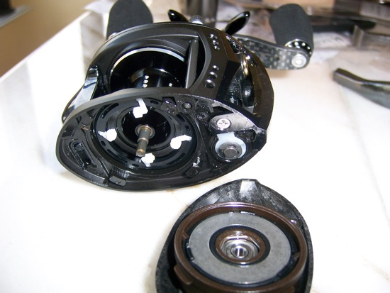 Sistemul de franare centrifugal