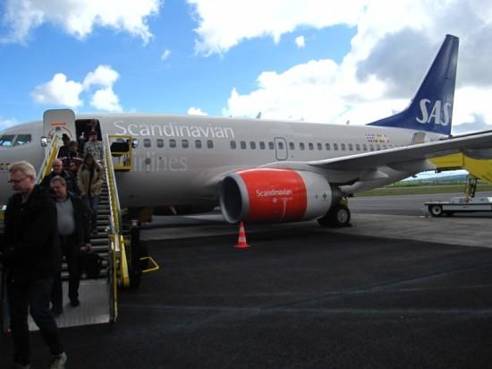Un avion mic pentru o locatie  indepartata