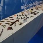 Nippon Tackle - cele mai ciudate softuri din expozitie - stanga de tot - margele pentru...