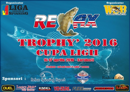 Banner Relax Trophy 2016