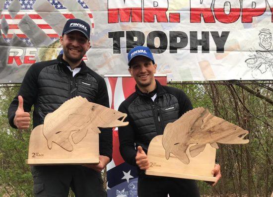 Relax Trophy, locul 2, la 4cm de locul 1. Inca nu ne-am iesit din mana